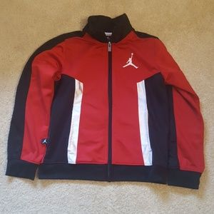 Puma jacket boys size 6/7